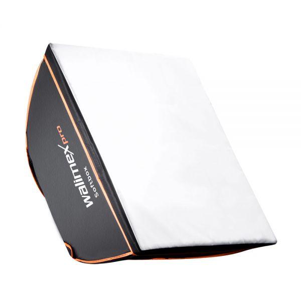 Miglior prezzo walimex pro Softbox OL 40x40cm Multiblitz P -