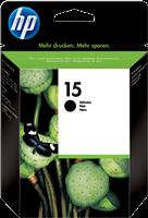 HP Tintenpatrone schwarz C6615DE 15 ~500 Seiten 25ml