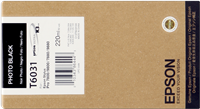 Epson Tintenpatrone schwarz (foto) C13T603100 T6031 220ml