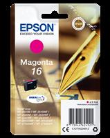 Epson Tintenpatrone magenta C13T16234012 T1623 ~165 Seiten 3.1ml