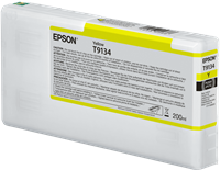 Epson Tintenpatrone Gelb C13T913400 T9134 200ml Ultrachrome® HDR