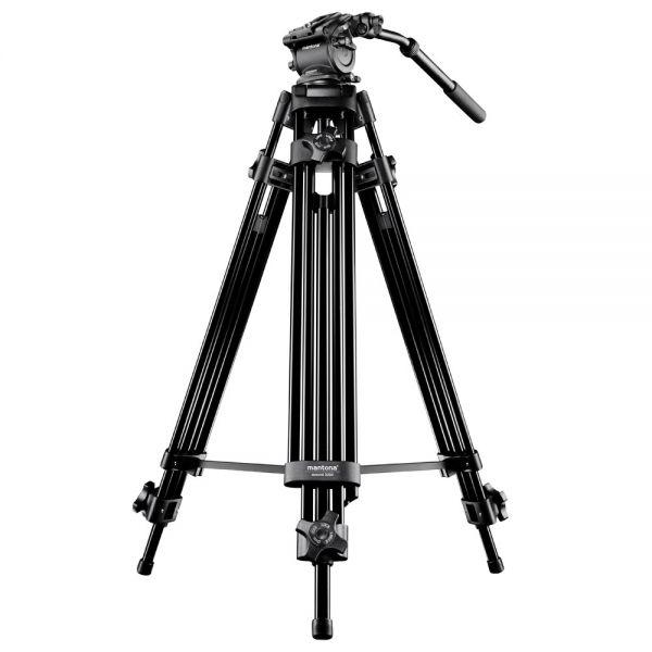 Miglior prezzo mantona treppiede video Dolomit 1100, 133cm -