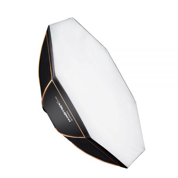 Walimex pro Octagon Softbox OL Ø45 + Univ. Adapter