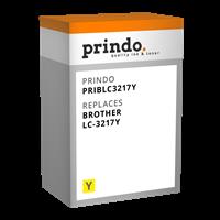 Prindo Tintenpatrone Gelb PRIBLC3217Y LC-3217 ~550 Seiten Prindo CLASSIC: DIE Alternative, Top Quali