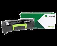 Lexmark Toner Schwarz 60F2X0E ~20000 Seiten Corporate Toner