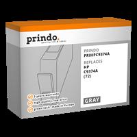 Prindo Tintenpatrone Grau PRIHPC9374A 72 130ml Prindo CLASSIC: DIE Alternative, Top Qualität, volle
