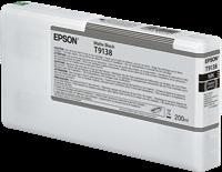 Epson Tintenpatrone Schwarz (matt) C13T913800 T9138 200ml Ultrachrome® HDR