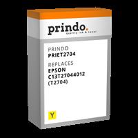 Prindo Tintenpatrone Gelb PRIET2704 T2704 ~300 Seiten 3.6ml Prindo CLASSIC: DIE Alternative, Top Qua