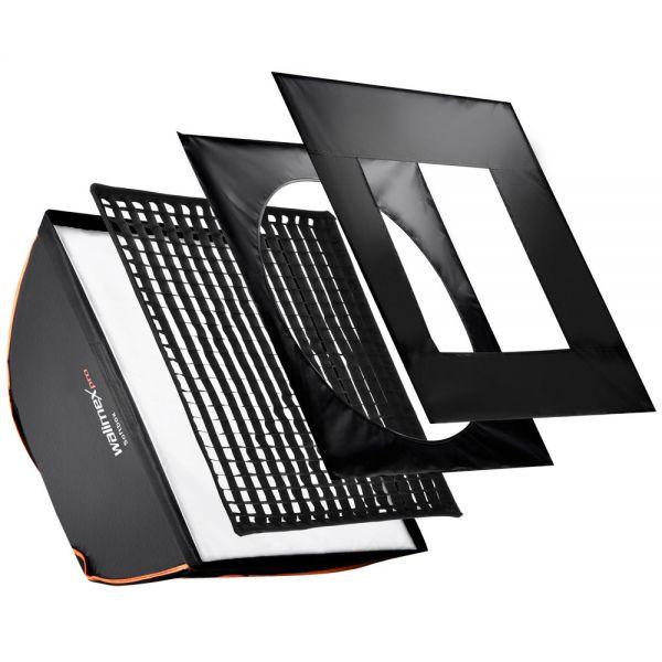 Walimex pro Softbox PLUS OL 90x90cm Walimex pro&K