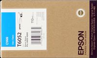 Epson Tintenpatrone cyan C13T605200 T6052 110ml