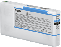 Epson Tintenpatrone Cyan C13T913200 T9132 200ml Ultrachrome® HDR