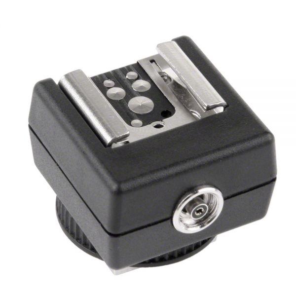 walimex Blitzschuh f�r Nikon mit i-TTL Funktion