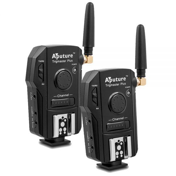 Miglior prezzo kit 2 pz,t Aputure Trigmaster Plus TX1C p. Canon 550D -