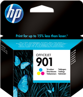 HP Tintenpatrone color CC656AE 901 ~360 Seiten