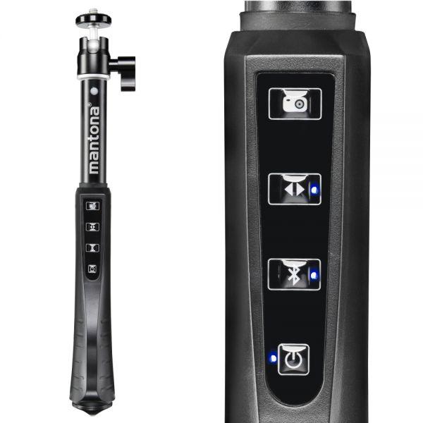 Miglior prezzo mantona Handpod Selfy Remote f Smartphone -