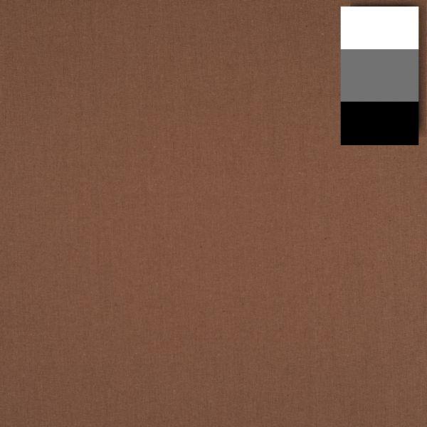 Walimex Stoffhintergrund 2,85x6m, braun