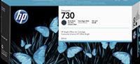HP Tintenpatrone Schwarz (matt) P2V71A 730 300ml
