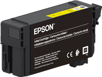 Epson Tintenpatrone Gelb C13T40D440 T40D440 50ml Ultrachrome® XD2