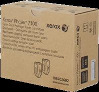 Xerox Toner cyan 106R02602 ~9000 Seiten hohe Kapazität
