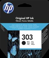 HP Tintenpatrone Schwarz T6N02AE 303 ~200 Seiten