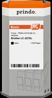 Prindo Tintenpatrone schwarz PRIBLC227XLBK LC-227XL ~1200 Seiten Prindo BASIC: DIE preiswerte Altern