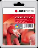 Agfa Photo Tintenpatrone color APCCL513C Agfa Photo ~390 Seiten 13ml Agfa Photo CL-513 (2971B001)