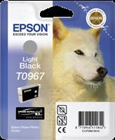 Epson Tintenpatrone schwarz (hell) C13T09674010 T0967 11.4ml
