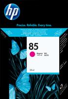 HP Tintenpatrone magenta C9426A 85