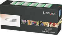 Lexmark Toner Schwarz 24B7181 ~9000 Seiten