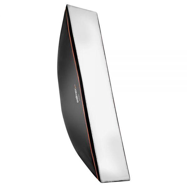 Miglior prezzo walimex pro Softbox OL 60x200cm + adattatore universale -