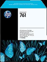 HP Tintenpatrone farblos CH649A 761 Reinigungspatrone