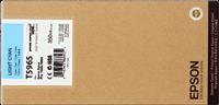 Epson Tintenpatrone cyan (hell) C13T596500 T5965 350ml UltraChrome HDR Cartridge