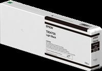 Epson Tintenpatrone Schwarz (hell) C13T804700 T8047 700ml Ultrachrome HD, UltraChrome HDX