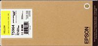 Epson Tintenpatrone gelb C13T596400 T5964 350ml UltraChrome HDR Cartridge