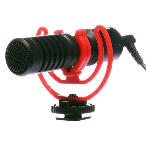Boya Universal Kompaktes Richtmikrofon BY-MM1+