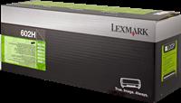Lexmark Toner schwarz 60F2H00 602H ~10000 Seiten Rückgabe-Druckkassette