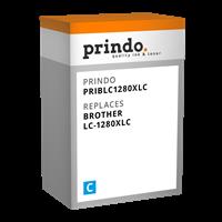 Prindo Tintenpatrone Cyan PRIBLC1280XLC LC-1280XL ~1200 Seiten Prindo BASIC: DIE preiswerte Alternat