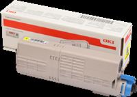OKI Toner Gelb 46490401 C ~1500 Seiten