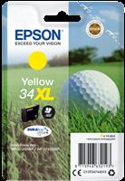 Epson Tintenpatrone Gelb C13T34744010 T3474 ~950 Seiten 10.8ml 34XL