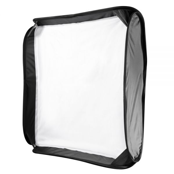 Walimex pro Magic Softbox 60x60 mit Blitzhalterung