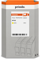 Prindo Tintenpatrone Gelb PRIHPC4913A 82 69ml Prindo CLASSIC: DIE Alternative, Top Qualität, volle F