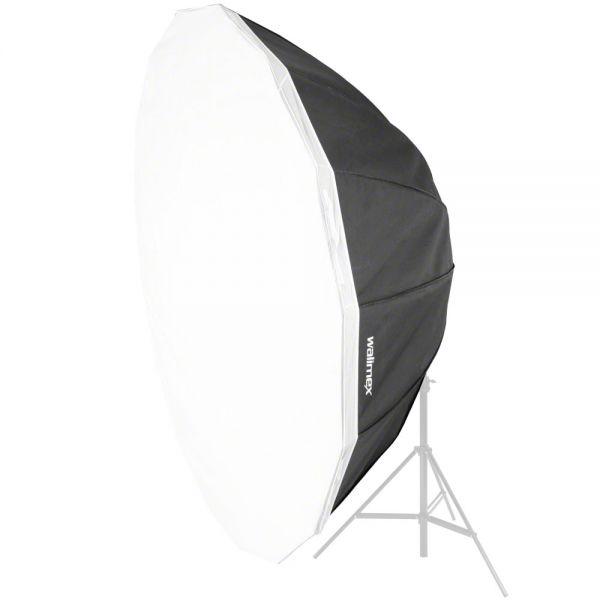Walimex pro 16-Winkel-Softbox Ø240cm Multiblitz P