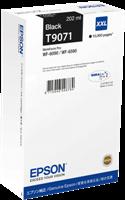 Epson Tintenpatrone Schwarz C13T907140 T9071 ~10000 Seiten 202ml XXL