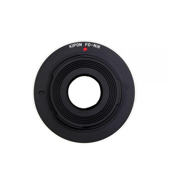 Kipon Adapter für Canon FD auf Nikon F