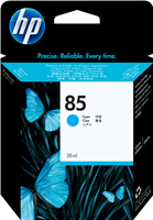 HP Tintenpatrone cyan C9425A 85