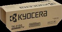 Kyocera Toner schwarz TK-3150 1T02NX0NL0 ~14500 Seiten inkl. Restbehälter