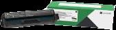 Lexmark Toner Schwarz C332HK0 ~3000 Seiten Rückgabe-Druckkassette, hohe Kapazität