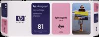 HP Tintenpatrone magenta (hell) C4935A 81 680ml