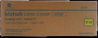 Konica Minolta Bildtrommel Gelb A73308H IUP-23Y ~25000 Seiten
