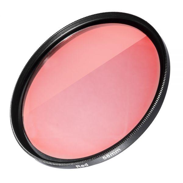 Mantona Filter Rot 58mm